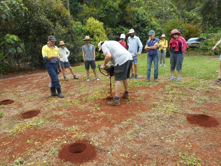 Revegetation workshop